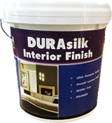 DURAsilk Interior Finish